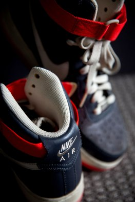 for the love of nike by Jennifer Martinez Conway