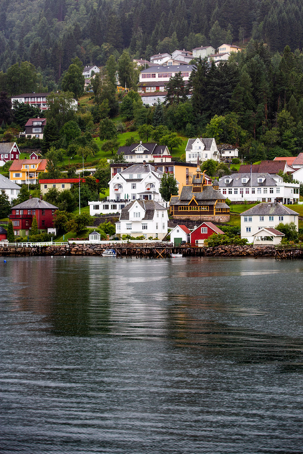 Boat to Flåm, Norway / for the love of nike