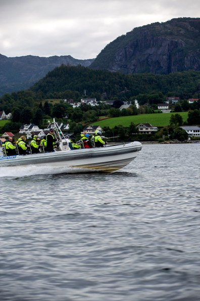 Stavanger Jet Boat / for the love of nike