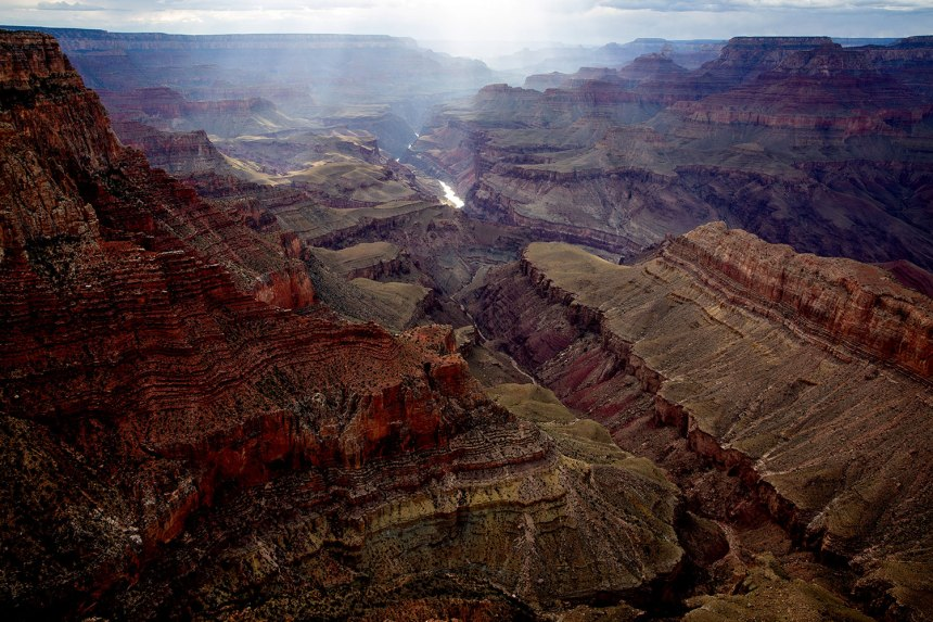 The Grand Canyon / for the love of nike