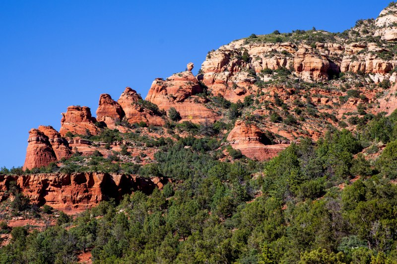 Hiking Sedona / for the love of nike