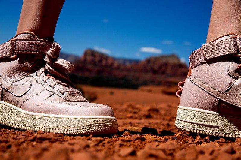 Hiking Sedona / for the love of nike