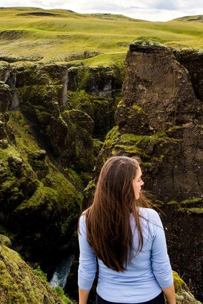 Fjaðrárgljúfur / for the love of nike