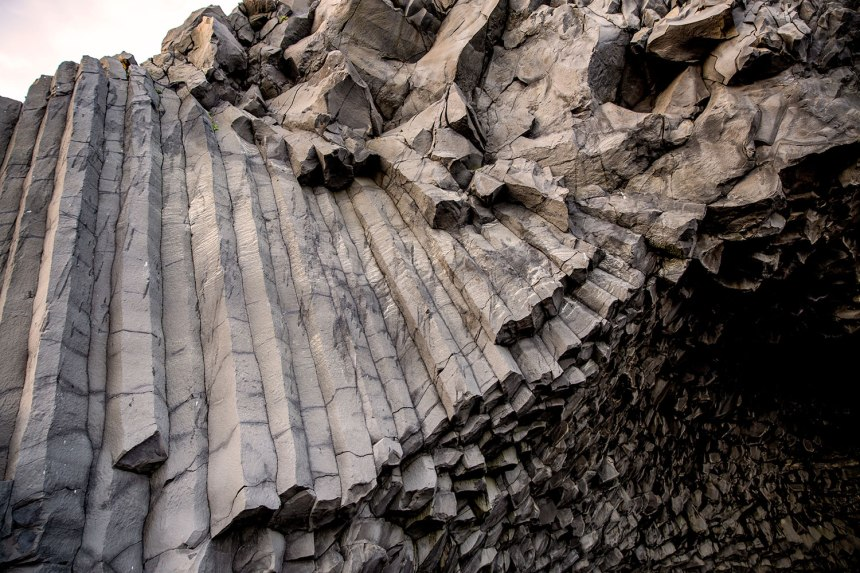 Reynisfjara Black Sand Beach in Iceland / for the love of nike