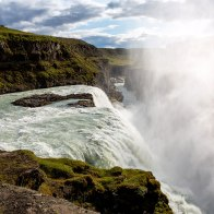 Gulfoss, Iceland / for the love of nike / Jennifer Martinez Conway