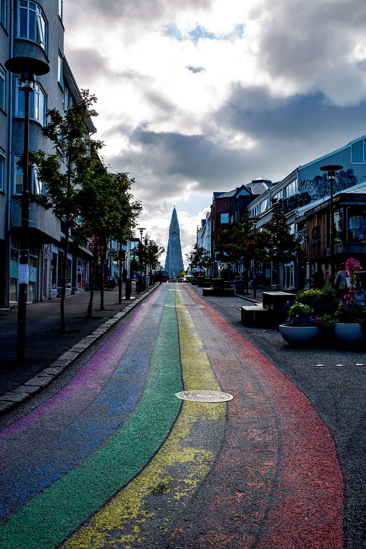 Exploring Reykjavík, Iceland / for the love of nike / Jennifer Martinez Conway