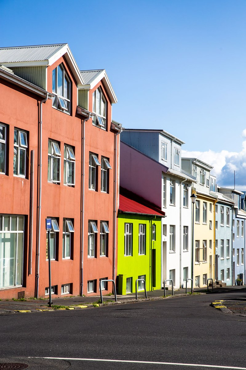 Exploring Reykjavík, Iceland / for the love of nike / Jennifer Martinez Conway