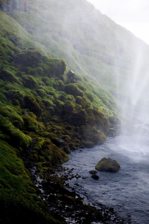 Seljalandsfoss, Iceland / for the love of nike / photography by Jennifer Martinez Conway