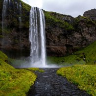 Seljalandsfoss, Iceland / for the love of nike / photography by Jennifer Martinez Conway
