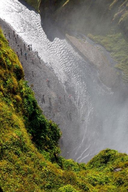 Skogafoss, Iceland / for the love of nike / Jennifer Martinez Conway