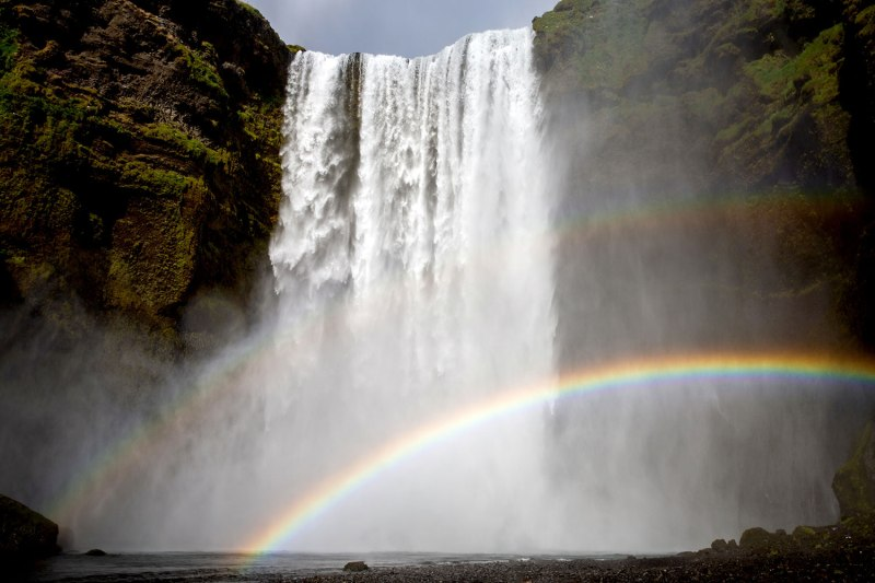 Skogafoss, Iceland / for the love of nike / Jennifer Martinez Conway