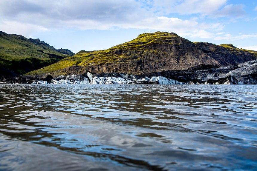 Solheimajokull, Iceland / for the love of nike / Jennifer Martinez Conway