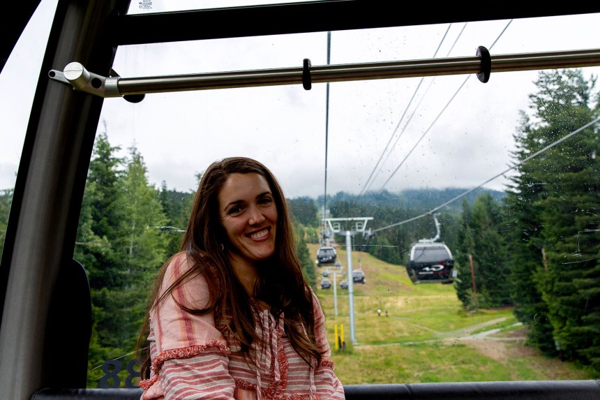 Exploring Whistler / for the love of nike / Jennifer Martinez Conway
