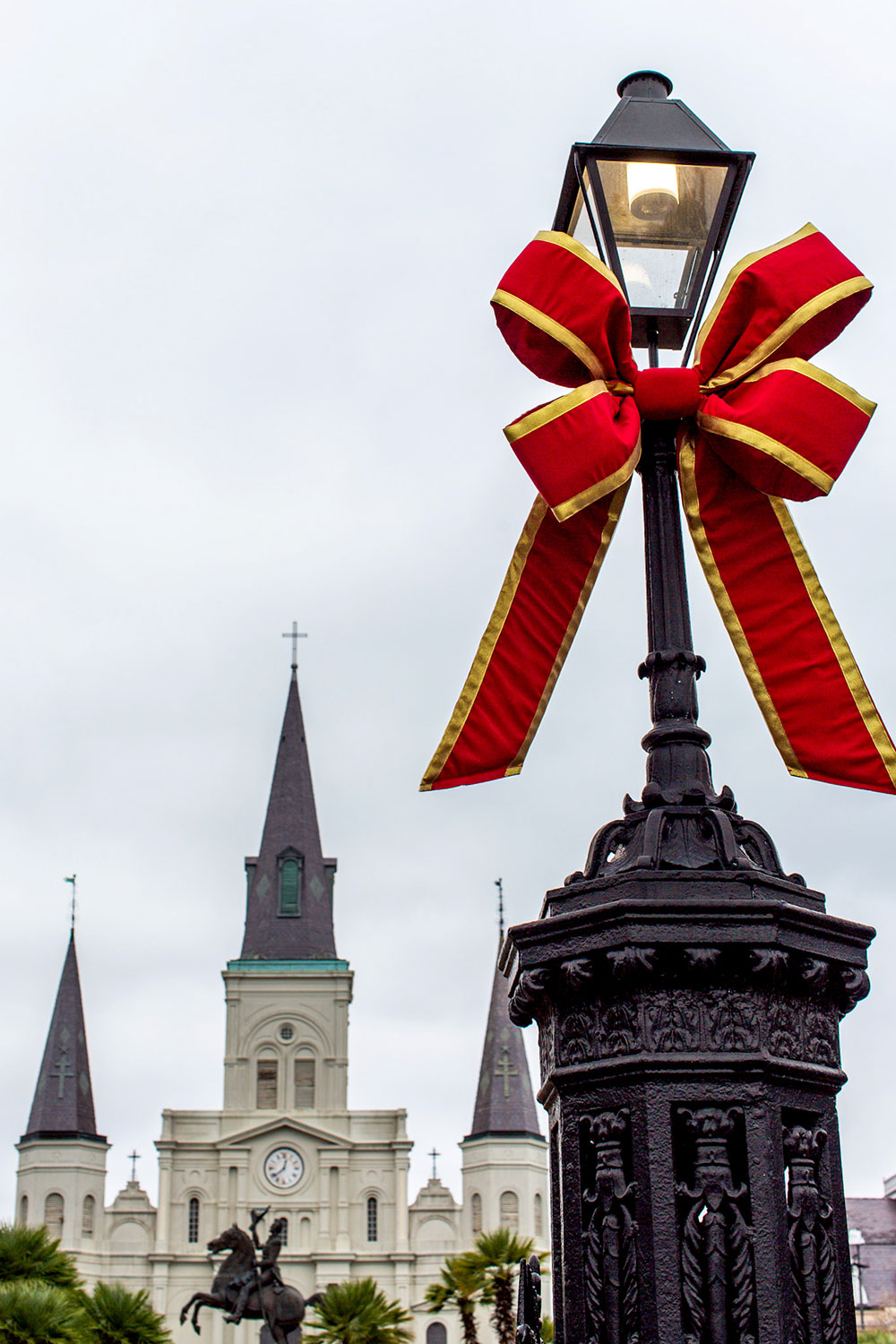 Merry Christmas from New Orleans / for the love of nike / Jennifer Martinez Conway