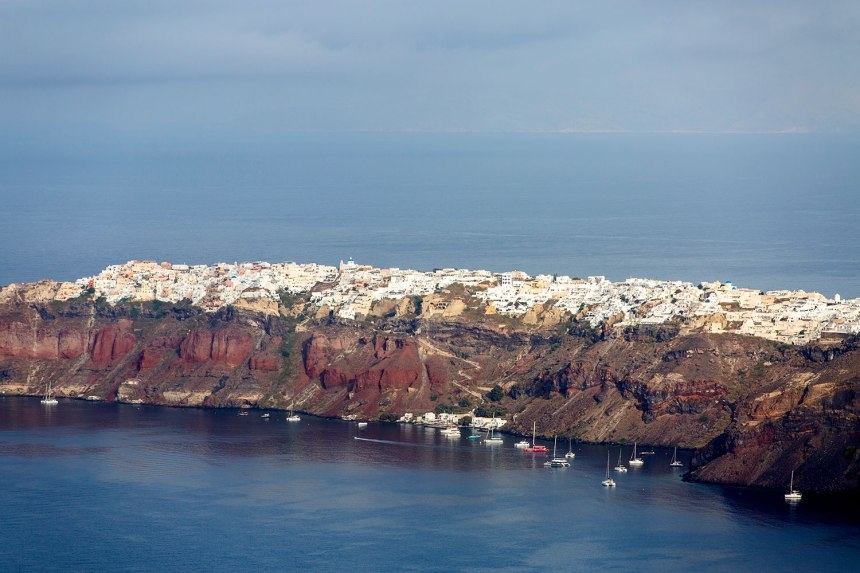 Exploring Imerovigli, Santorini / for the love of nike