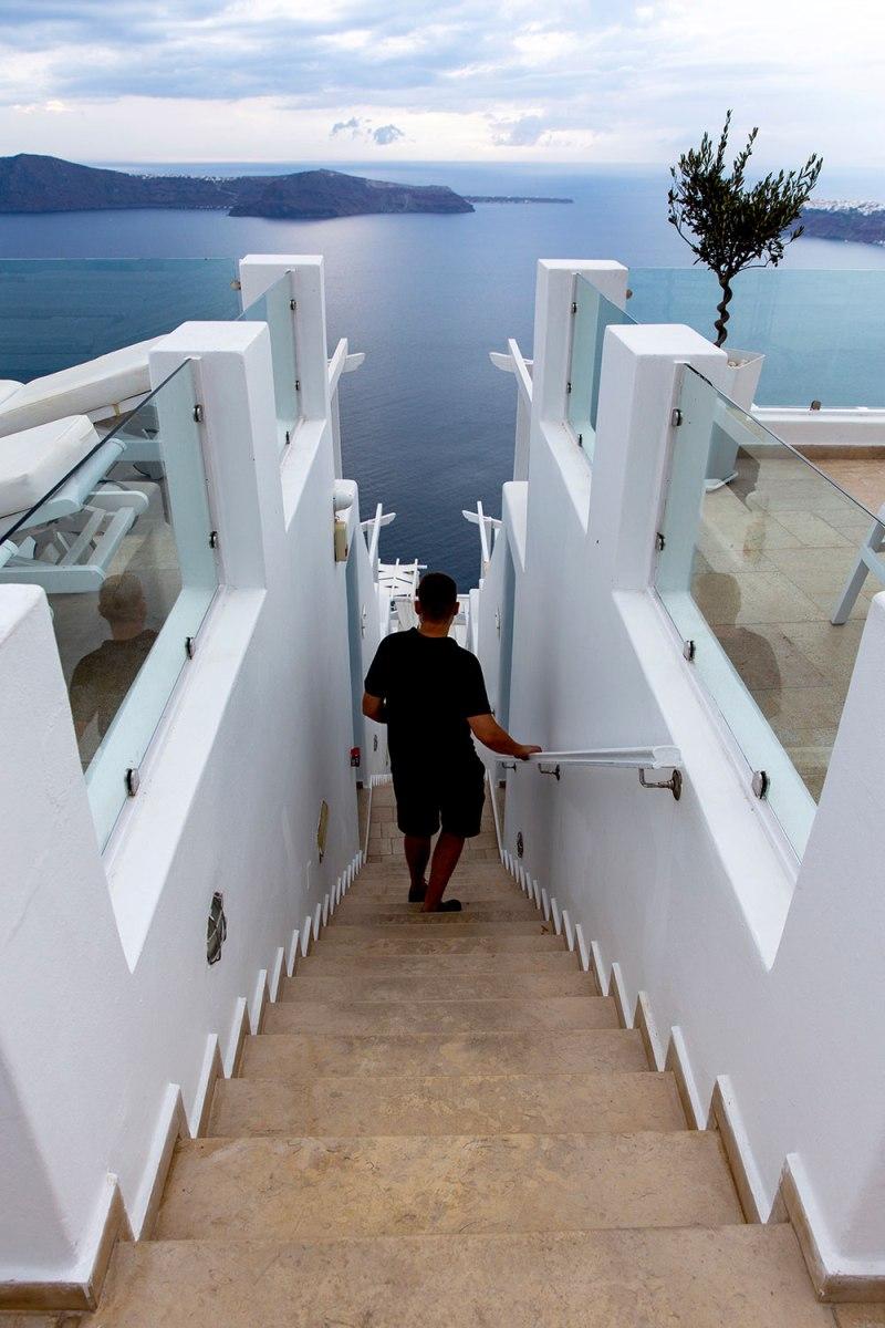 Exploring Imerovigli, Santorini / for the love of nike
