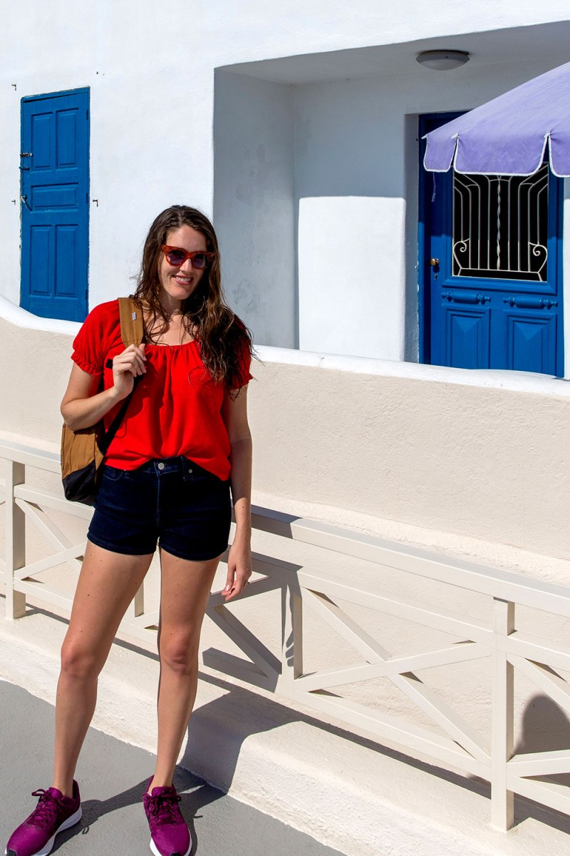 Oia, Santorini / for the love of nike