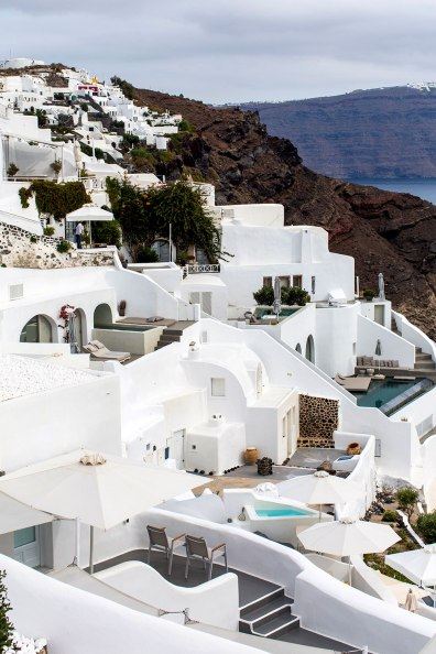 Oia, Santorini / for the love of nike