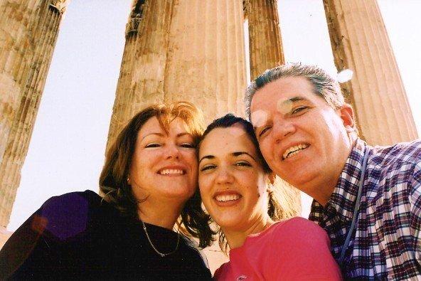 Temple of Zeus / Athens