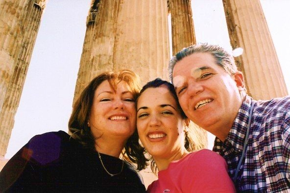 Temple of Zeus / Athens