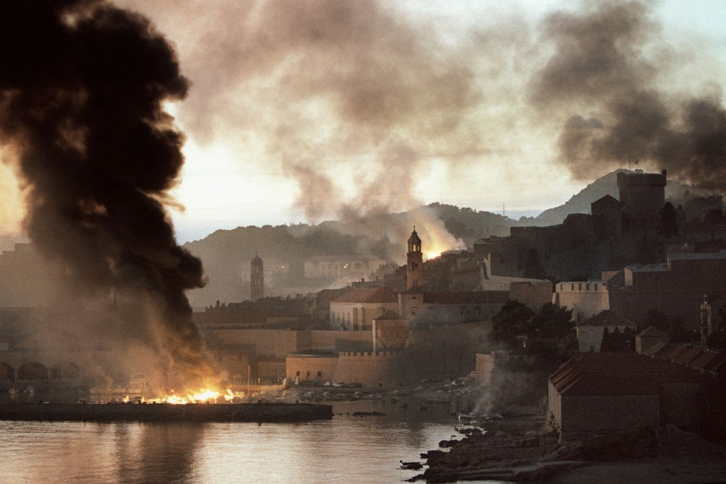 The Siege of Dubrovnik / for the love of nike