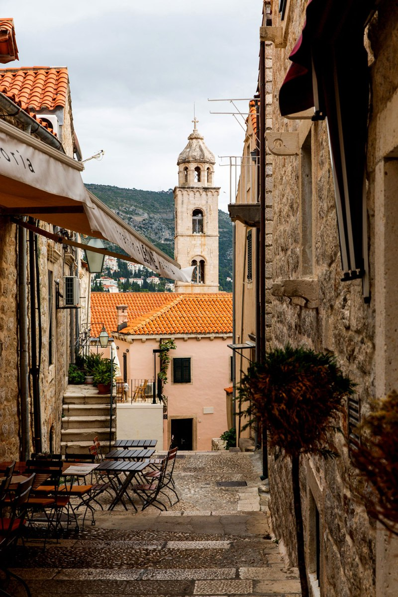 Exploring Dubrovnik, Croatia / for the love of nike / Jennifer Martinez Conway