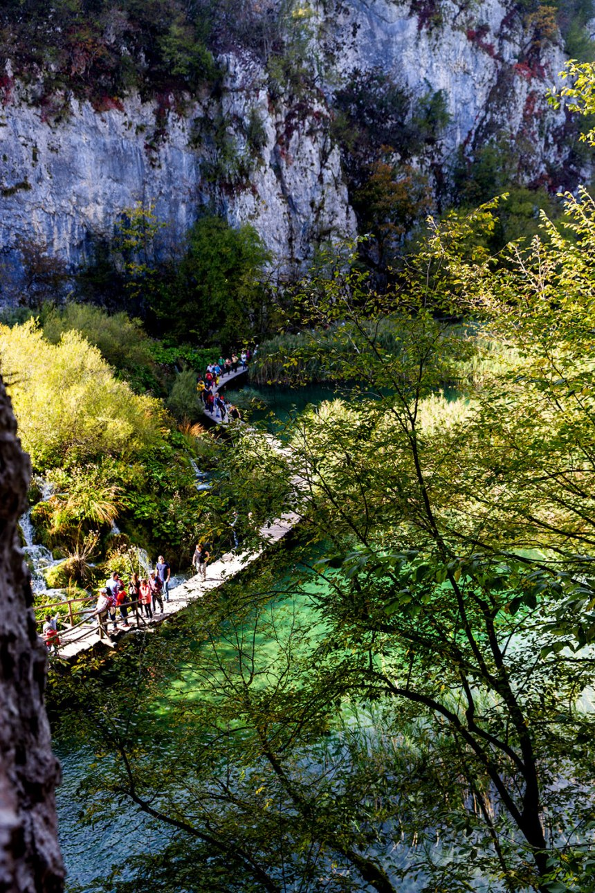 Exploring Plitvice Lakes National Park in Croatia / for the love of nike / Jennifer Martinez Conway