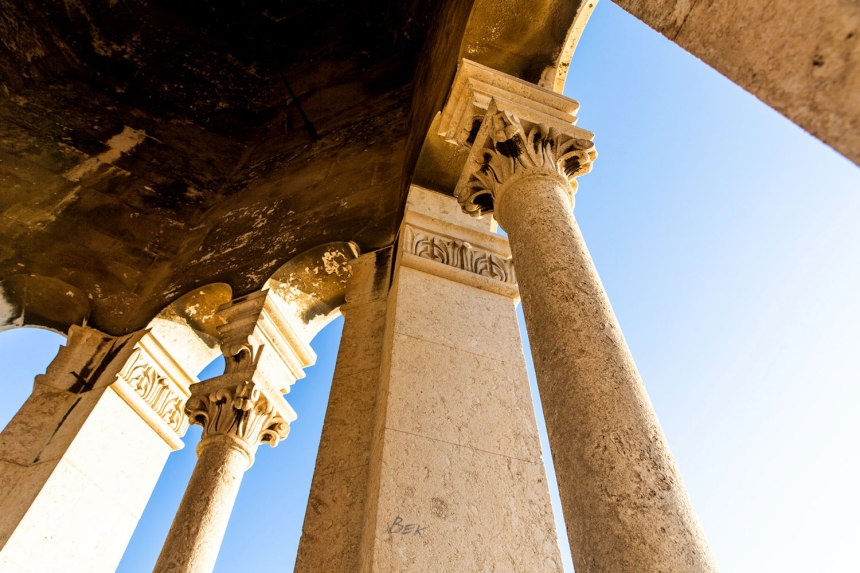 Exploring Split, Croatia / for the love of nike / Jennifer Martinez Conway