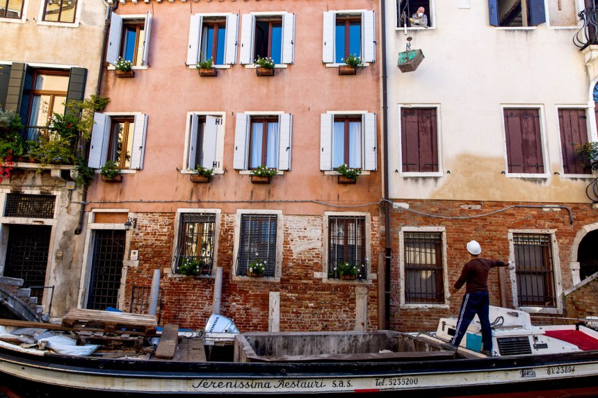 Exploring Venice, Italy / for the love of nike / Jennifer Martinez Conway