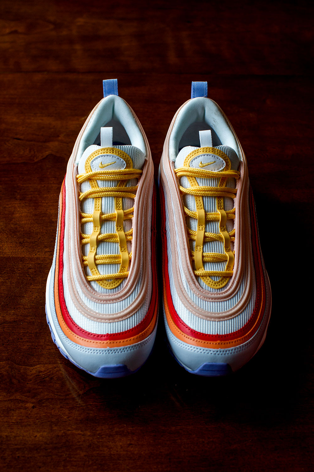 Nike Air Max 97 / Mile Tracker / for the love of nike