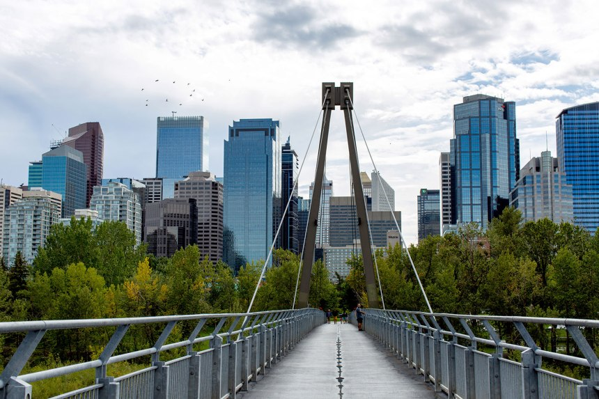 Exploring Calgary, Alberta Canada / for the love of nike